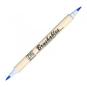 ZIG MS Brushables Brush Pen 302 Powder Blue