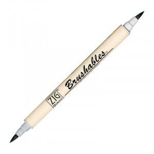 ZIG MS Brushables Brush Pen 091 Platinum