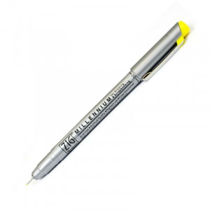 ZIG Millenium Pen 05 Pure Yellow