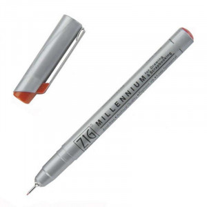 ZIG Millenium Pen 05 Pure Brown