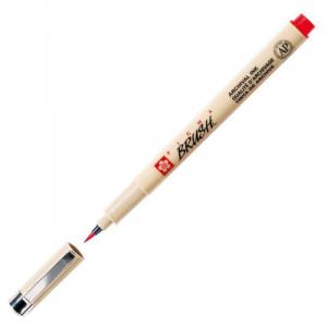 SAKURA Pigma Brush Pen XSDK-BR#19 Red