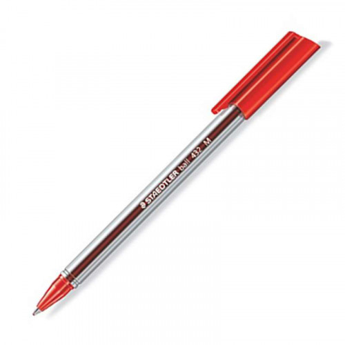 STAEDTLER ball 432 BP-M 1.0mm Red