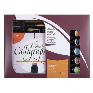 BRAUSE Calligraphy Discovery Box