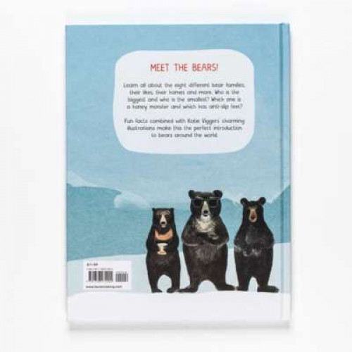 A Book Of Bears KATIE VIGGERS