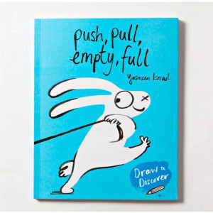 Push, Pull, Empty, Full (Draw & Discover)