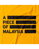 APOM Campaign Kids Tee Streets (Yellow)-L