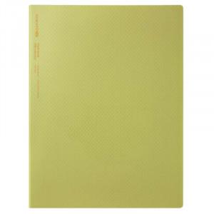 KOKUYO ME Clear Book A4 10P Golden Green