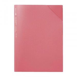 KOKUYO ME Hard Clear Holder A4(A3) Shell Pink