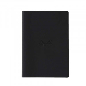 RHODIA 2021 Monthly w.cover/Basic A5 Black