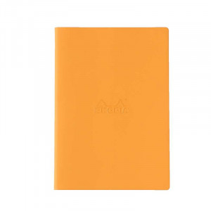 RHODIA 2021 Monthly w.cover/Basic A5 Orange
