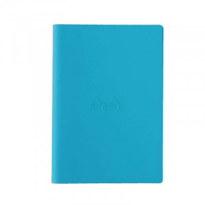 RHODIA 2021 Monthly w.cover/Basic A5 Turquoise