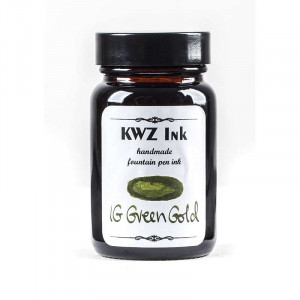 KWZ Iron Gall Ink Green Gold