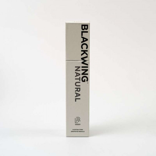 BLACKWING Pencil Natural Extra Firm Graphite x12