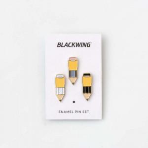 BLACKWING Pin Set-Enamel 3s