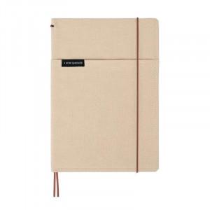 KOKUYO a little special B5 Cover Notebook Light Br