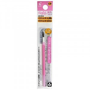 PILOT Frixion Ball Slim Refill 0.38mm Baby Pink
