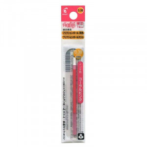 PILOT Frixion Ball Slim Refill 0.38mm Coral Pink