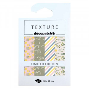 DECOPATCH Papers:Texture Collection 4s Everlasting