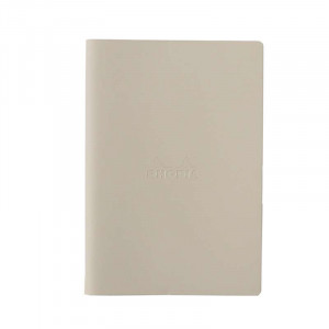 RHODIA 2021 Monthly w.cover/Basic A5 Beige