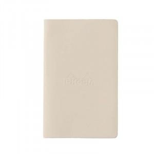 RHODIA 2021 Monthly w.cover/Basic mini Beige