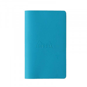 RHODIA 2021 Monthly w.cover/Basic mini Turquoise