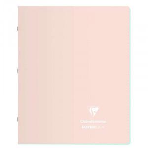 CF Koverbook Blush Stapled 17x22cm Ruled Powder Pi