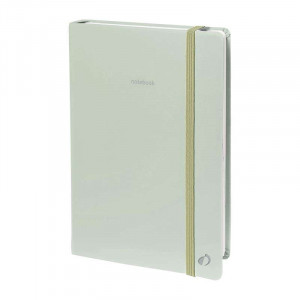 QUO VADIS Pastel Notebook 15x21cm Ruled Green