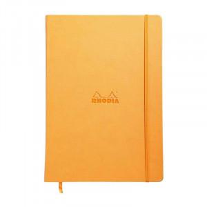 RHODIA Boutique Webnotebook A4 Plain Orange
