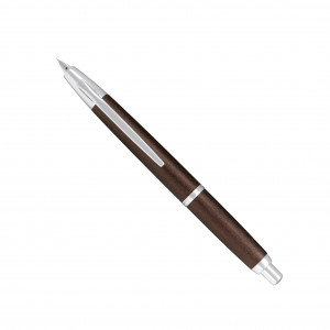 PILOT Capless Decimo Special Edtion FP-F Brown